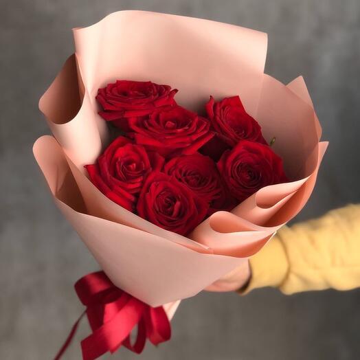 7 Ароматных роз
