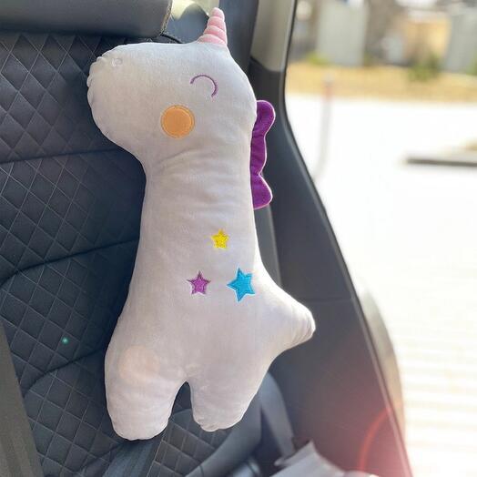Мягкая игрушка-подушка Единорог