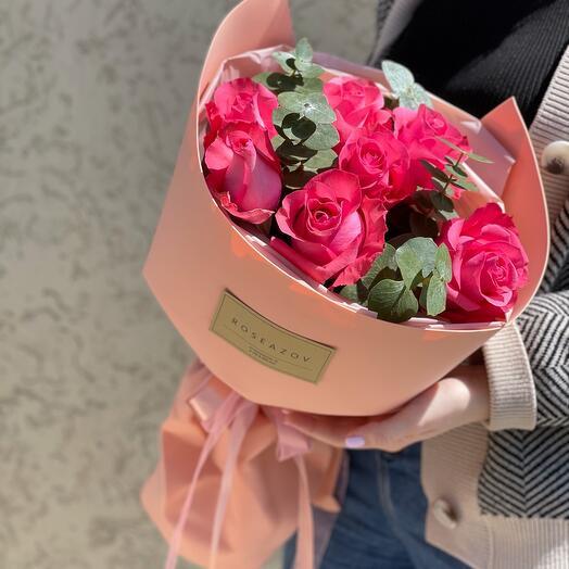 Букет роз 🌸