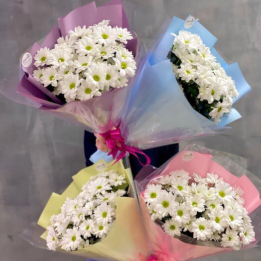 """Compliment with daisies """" M"""""""