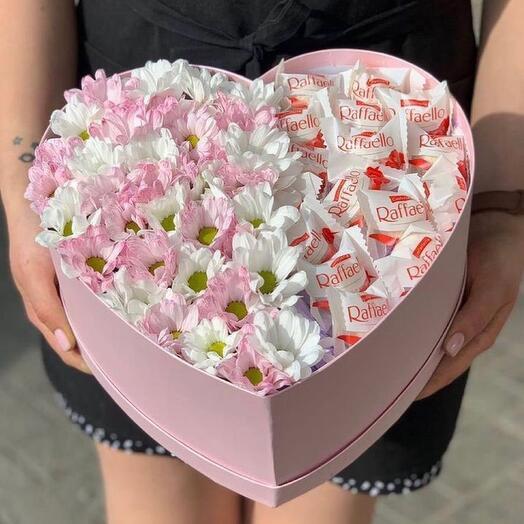 Цветы и сладости xxl