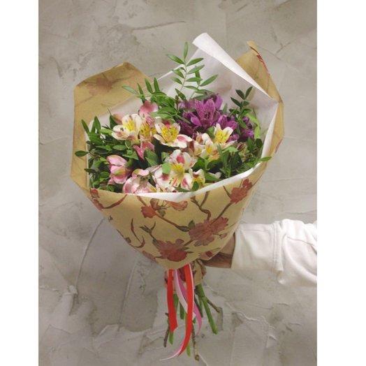 Синди: букеты цветов на заказ Flowwow