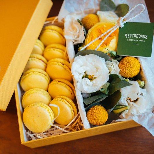 Лимон и специи: букеты цветов на заказ Flowwow