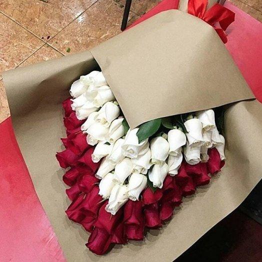 Изящный: букеты цветов на заказ Flowwow