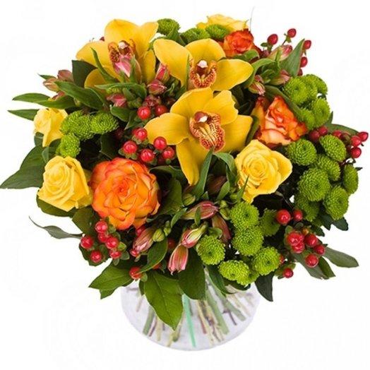 Премиум: букеты цветов на заказ Flowwow
