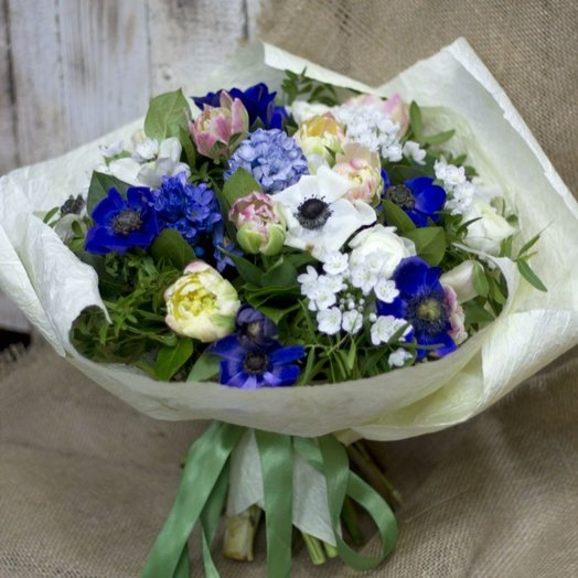 Лесная сказка: букеты цветов на заказ Flowwow