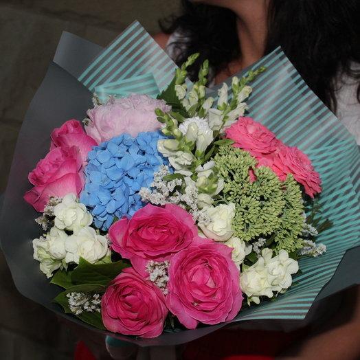 Букет Летний Дождь: букеты цветов на заказ Flowwow