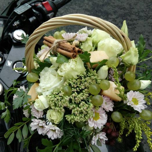 В гости к Дионису: букеты цветов на заказ Flowwow