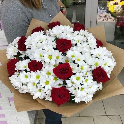Букет испанский танец: букеты цветов на заказ Flowwow