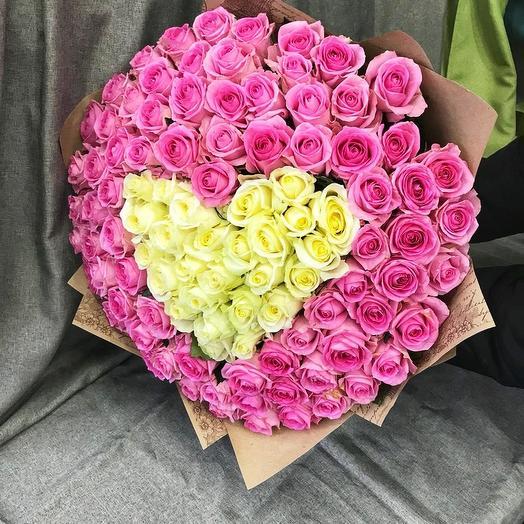 Lovesss: букеты цветов на заказ Flowwow