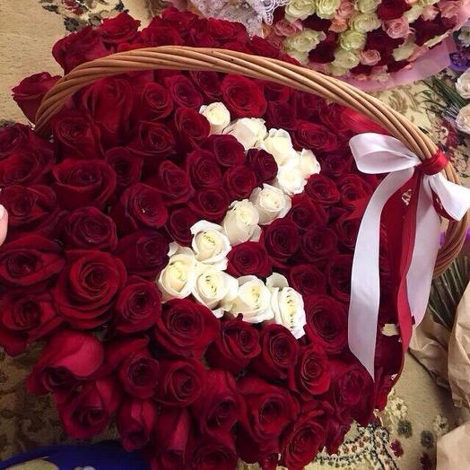 """""""ЗаМир Любовь"""": букеты цветов на заказ Flowwow"""