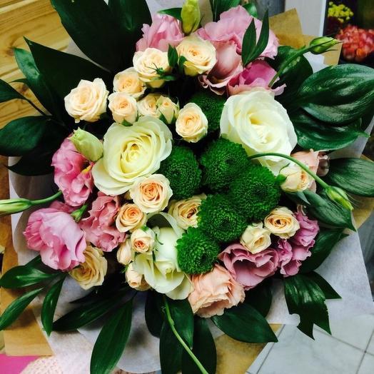 Праздничный микс 💐: букеты цветов на заказ Flowwow