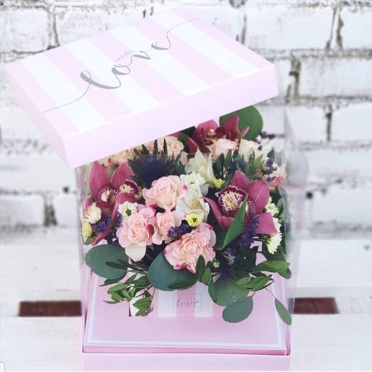 Мечты: букеты цветов на заказ Flowwow