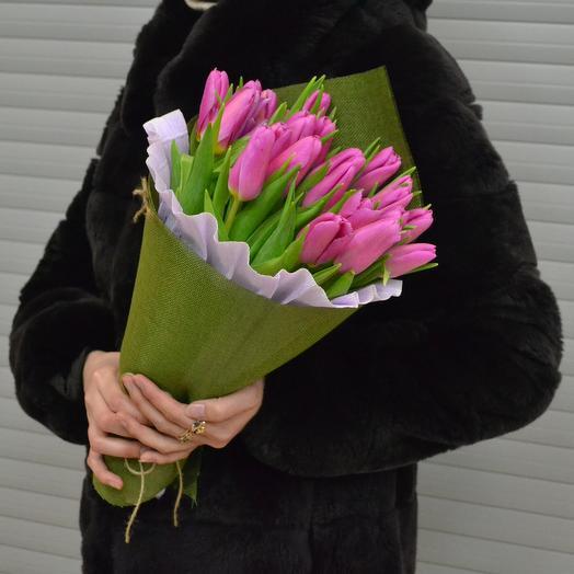 Женская улыбка: букеты цветов на заказ Flowwow