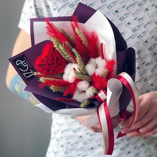 Cotton 17: букеты цветов на заказ Flowwow