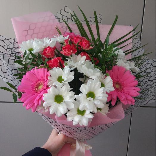 Капелька лета: букеты цветов на заказ Flowwow