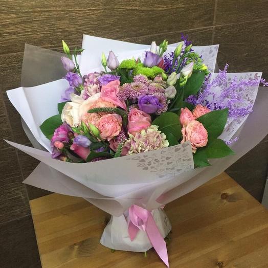 Больдини: букеты цветов на заказ Flowwow