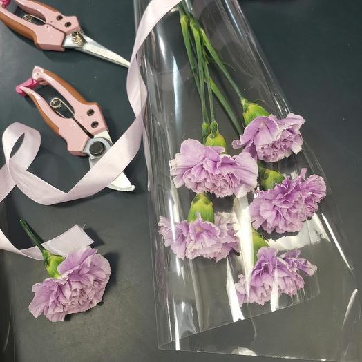 Утонченный минимализм: букеты цветов на заказ Flowwow
