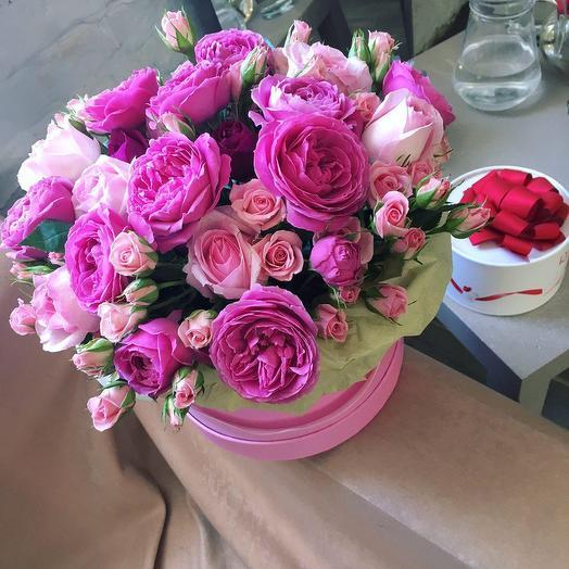 Розовая магия