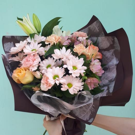 """Букет """"Choco"""": букеты цветов на заказ Flowwow"""
