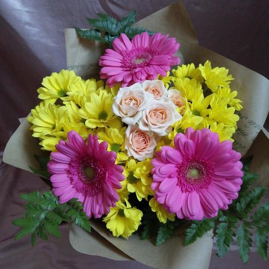 Для самой милой: букеты цветов на заказ Flowwow