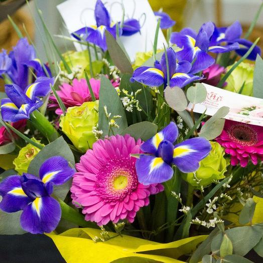 К 1 сентября (4): букеты цветов на заказ Flowwow
