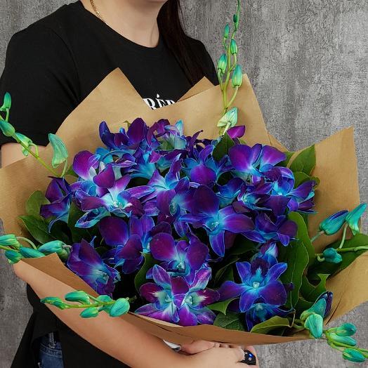 Ультрафиолет: букеты цветов на заказ Flowwow