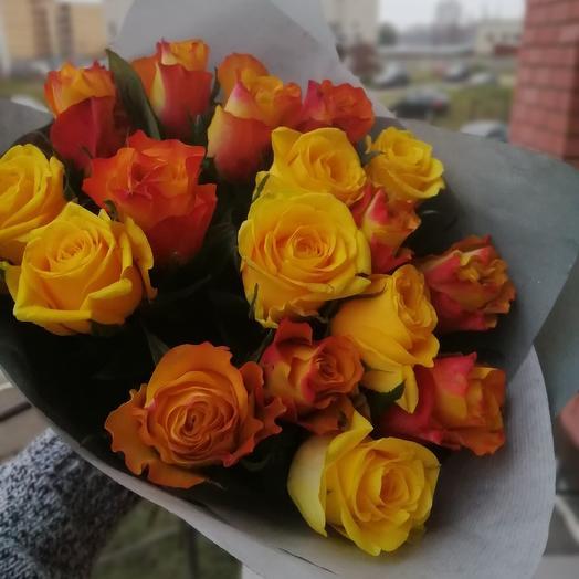 17 роз 🌸
