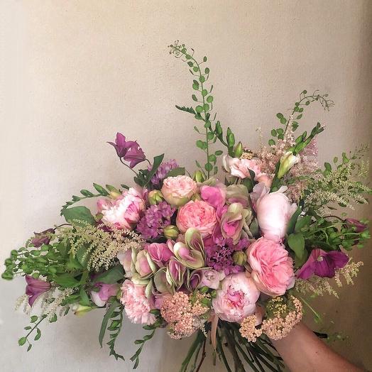 0014: букеты цветов на заказ Flowwow