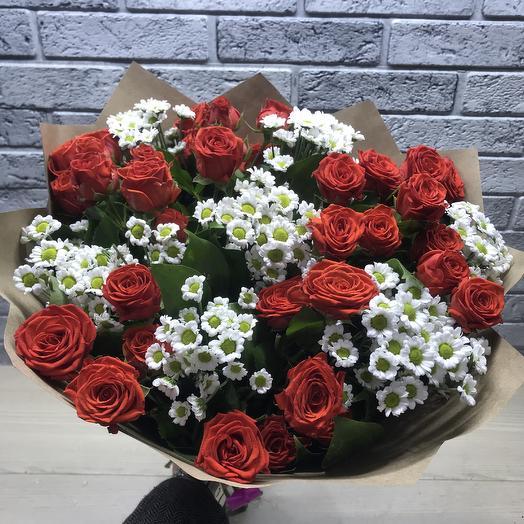 Bouquet 11: букеты цветов на заказ Flowwow