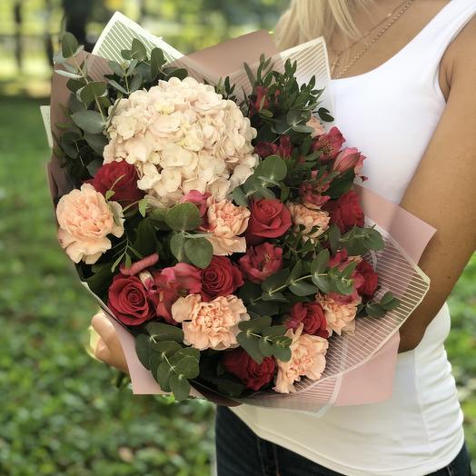 Summer Time: букеты цветов на заказ Flowwow