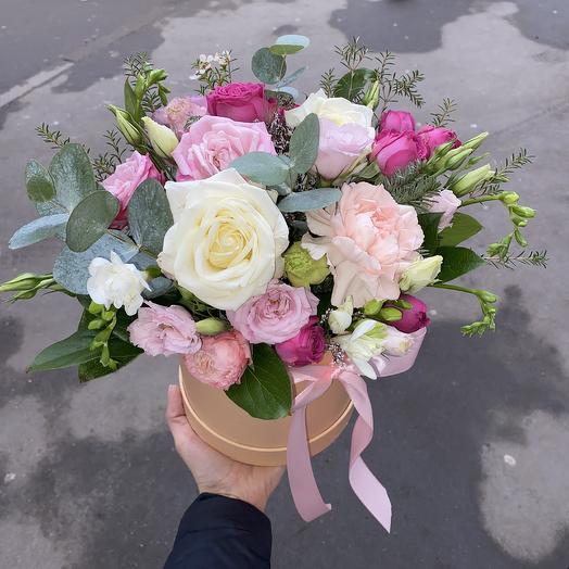 Красивая ️: букеты цветов на заказ Flowwow