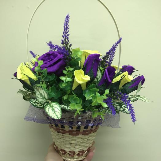 Букет для любимой: букеты цветов на заказ Flowwow