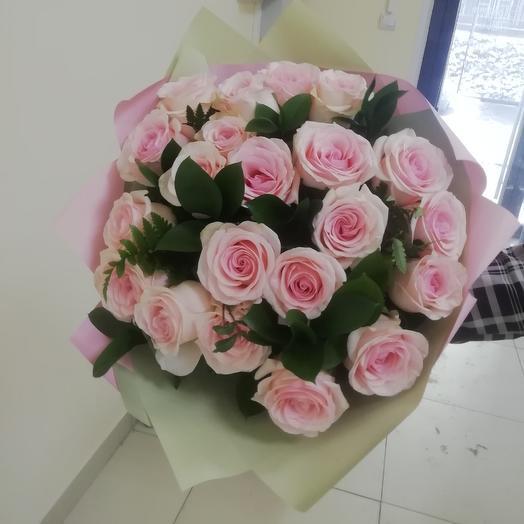 Нежность: букеты цветов на заказ Flowwow