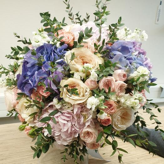 Букет Бриндиль: букеты цветов на заказ Flowwow
