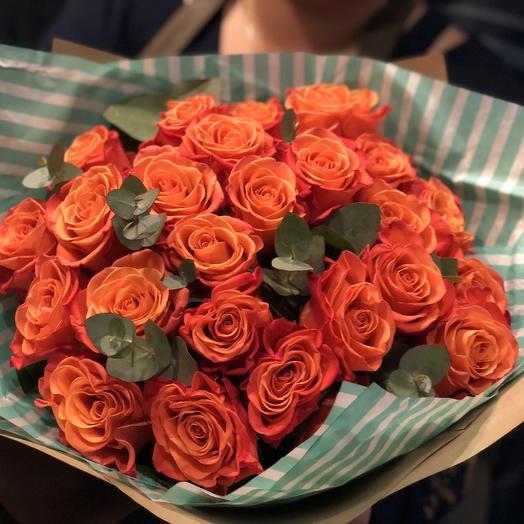 В гостях у Тиффани: букеты цветов на заказ Flowwow
