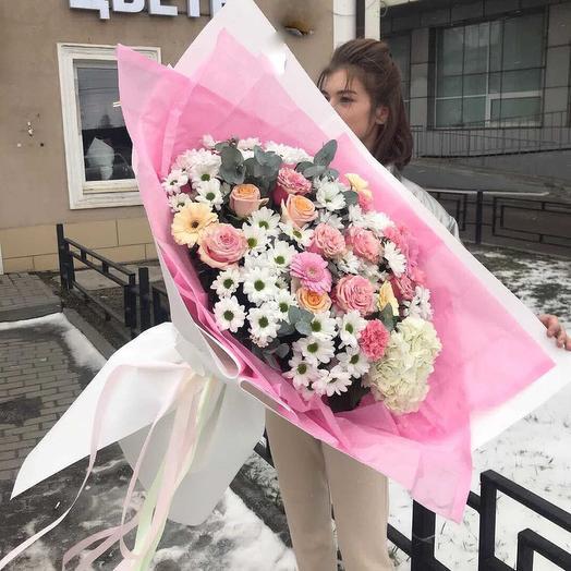 Ашвария: букеты цветов на заказ Flowwow