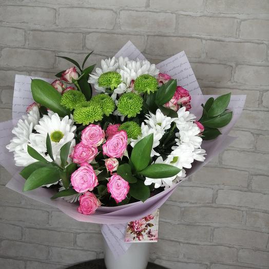 The bouquet, my Dear