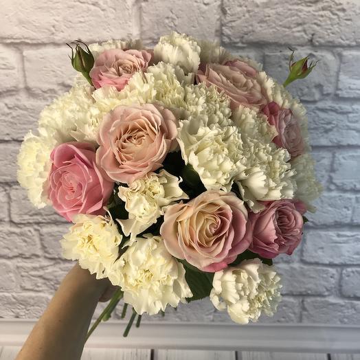 Букет «Нега»: букеты цветов на заказ Flowwow