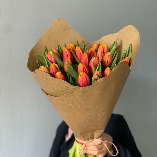 Тюлпаны Flowwow: букеты цветов на заказ Flowwow