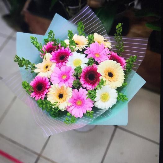 Сказочные герберки: букеты цветов на заказ Flowwow