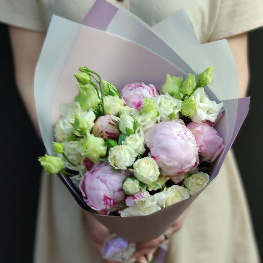 Летняя ночь: букеты цветов на заказ Flowwow