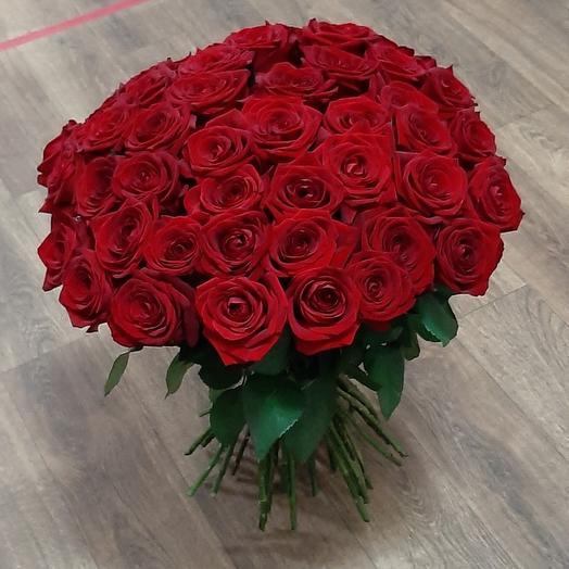49 роз RED NAOMI