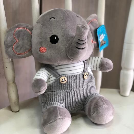 Мягкая игрушка «Слонёнок»