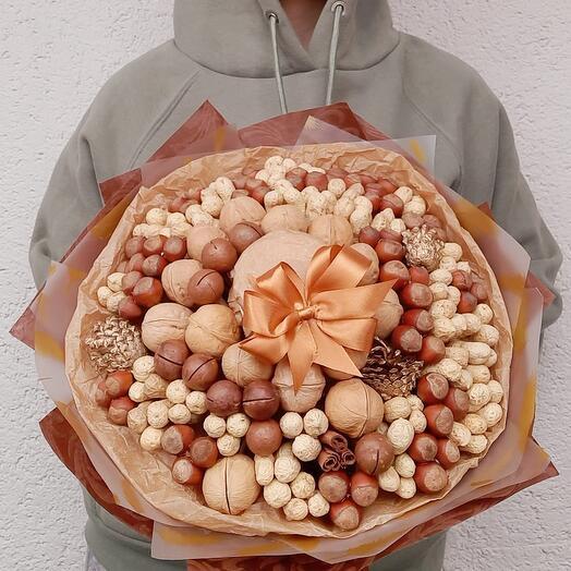 Ореховая карамель
