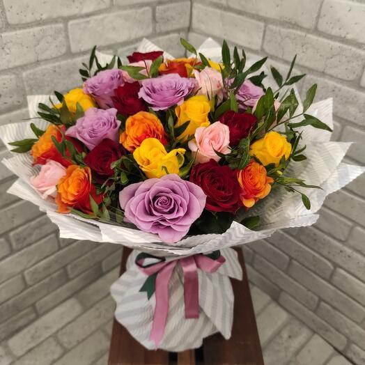 Симфония - букет из 23 роз