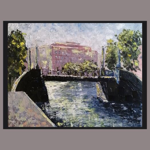 Peter. Bridges