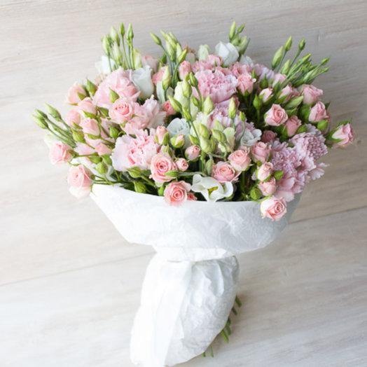 Сандра: букеты цветов на заказ Flowwow