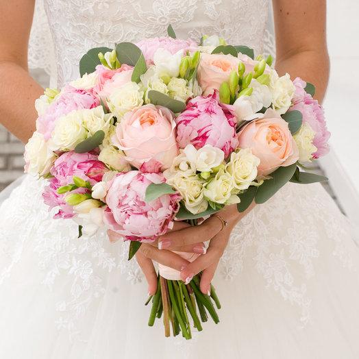 Букет невесты Ариадна