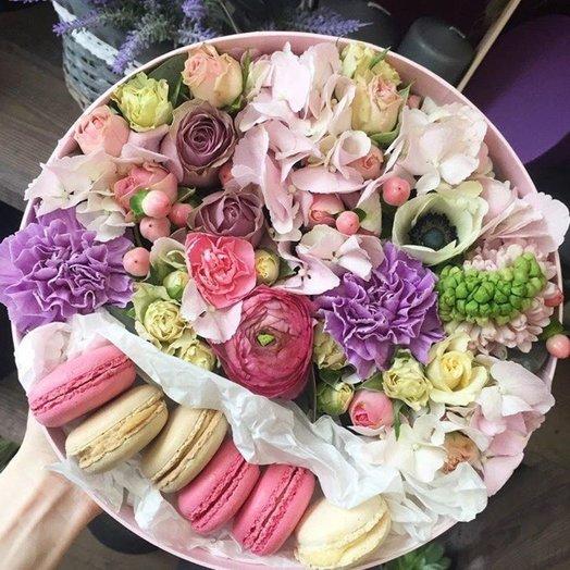 Bох 12: букеты цветов на заказ Flowwow